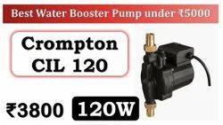 Crompton Inline Circulating Pump