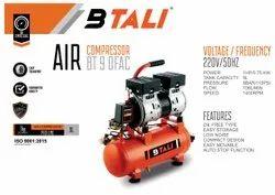 9 Litres Portable Oil Free Compressor
