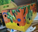 10 Kg Mango Packaging Box