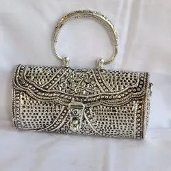 Silver 92.5 Party Purse for Gift