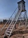 Army Security Watch Tower