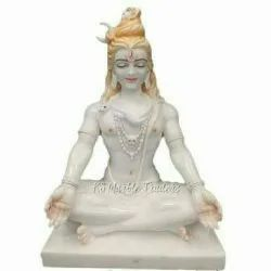 Handcrafted Marble God Statue