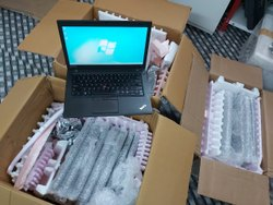 Black New Lenovo ThinkPad T450 i5 5th Generation Memory size 4GB Ram 320Gb hdd