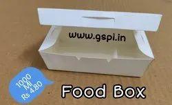 Paper Square food box
