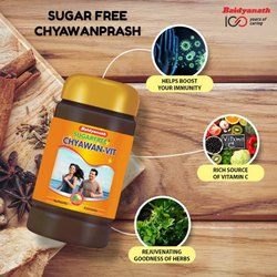 Baidyanath Chyawanprash Sugar Free, Non prescription, Treatment: Best