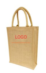 Brown Promotional Jute Bag