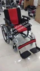 Foldable Manual Power Wheelchair