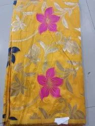 46 Silk Brocade Fabric
