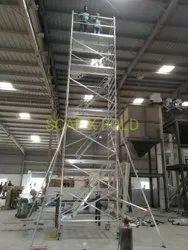 Scaffolding Aluminium Ladder
