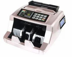 Battery Operated Cash Counting Machine With Fake Note Indication