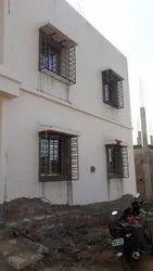 Construction Of Duplex Houses