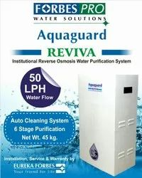 反渗透Aquaguard Reviva 50 Lph基础,用于水净化