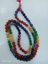 7 Chakra Beads Jaap Mala