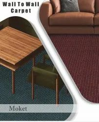 Wall To Wall Carpet, For Office, Size/Dimension: 4mtr X 25mtr