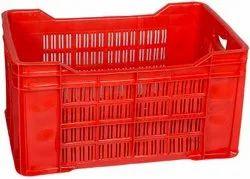 All Purpose Plastic Fruit Crates