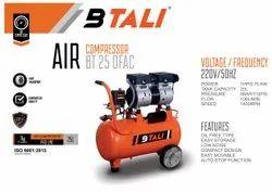 25 Litres Portable Oil Free Compressor