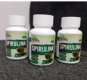 500 Mg Spirulina Capsule
