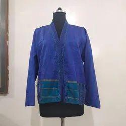 Vintage silk KanTha Jackets