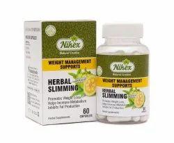 Natural  Herbal Slimming Capsule