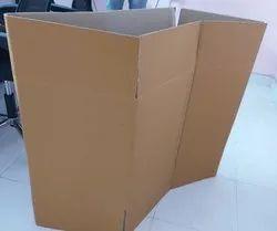 Brown Kraft Paper Corrugated Carton Boxes
