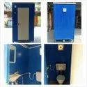FRP Mobile Container Toilet