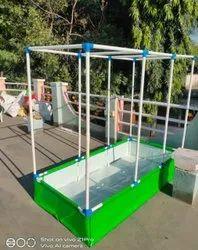 HDPE Terrace Garden Bed