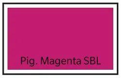 SCI Pigment Magenta SBL, 25 Kg