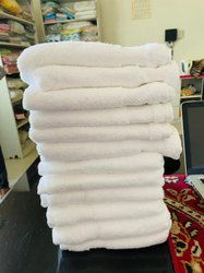 Black Cotton Salon Towel, Rectangular, Size: 20*40