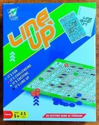 Line Up Board Game