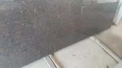 Polished Brown Granite, Thickness: 15-20 mm