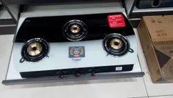 Prestige Schott 3 Burner Gas Stoves, For Kitchen, Model Name/Number: Gts 03l