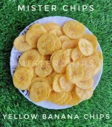 Banana Chips, Palm Oil, Packaging Size: 1000GMS