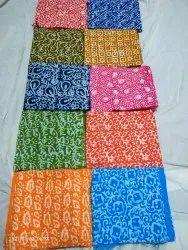 Bridal Bherugarh Batik Print Suit