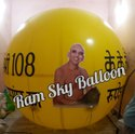 Sky Balloon For Temple