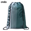 Eco Friendly Waterproof Drowsting Hot Promotional Bag,custom Logo Polyster Bag