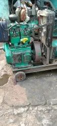 Single Phase 1500 Rpm 20 HP 15 KVA Alternator, Old for Industrial, Voltage: 220