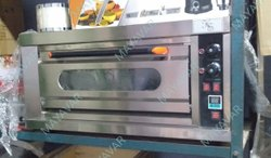1 Deck 1 Tray Electric Deck Oven