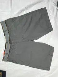 Cotton Plain Mens half pant, Size: 32.0