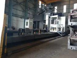 Hemming Die VMC Machining X 8000mm Y 4750mm Z 2000mm