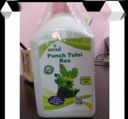 Punch Tulsi Juice