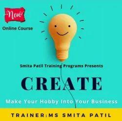 Create Starter Kit made for Girls / Women - Quick Guide Ebook