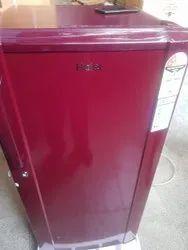 Red Direct Cool Haier Refrigerator, Single Door