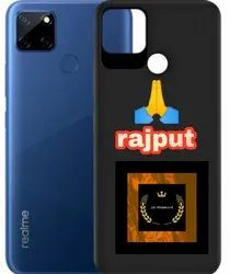 Plastic Rajput phone cover, For Samsung
