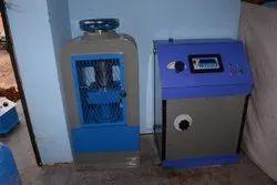 IROTECH INDIA Electric Cube Testing Machine