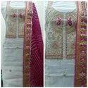 Bhandhni Gottapatti Work Suit