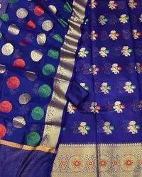 A.F Creation Candy Cotton silk Pakistani Suits, Handwash