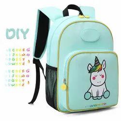 School Bag Portable Lightweight Cartoon Kids Boys And Girls School Backpack