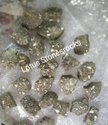 Golden Pyrite Rough Stones