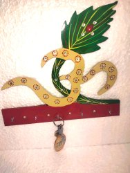 Key Holder Wall Hanging Key Hooks
