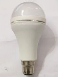 9W AC DC Rechargeable LED Bulb